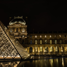 Paris - Le Louvre